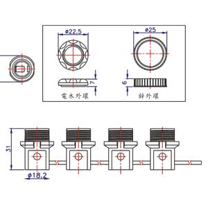 Lamp Holder Diagram Ze 304